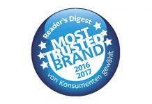 Bosch als Vertrauenswürdigste Hausgerätemarke Deutschlands
