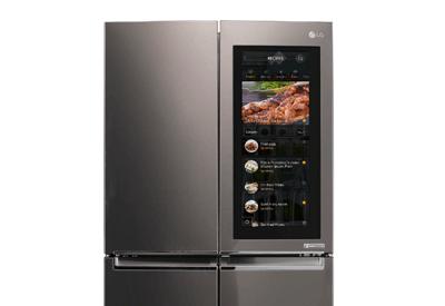 Lg Amerikanischer Kühlschrank Preis : Lg smart instaview kühlschrank wird ausgezeichnet ce electro