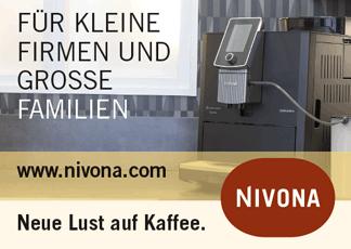 Nivona Anzeige