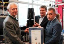Dreifache Umwelt-Auszeichnung für Ritterwerk