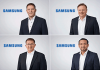 Das Vertriebsteam bei Samsung Hausgeräten wird erweitert