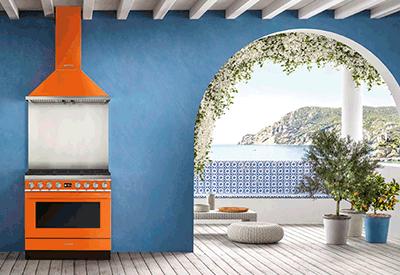 Smeg Kühlschrank Farben : Mini kühlschrank von smeg produktlösungen