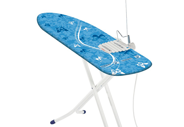 leifheit multifunktionaler b geltisch air board m shoulder compact plus ce electro. Black Bedroom Furniture Sets. Home Design Ideas