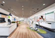 Vorwerk Store-Konzept
