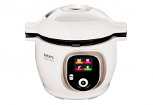 Multikocher Cook4Me+ von Krups für einfaches, schnelles Kochen