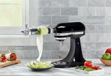 Kitchen Aid: Neuer Aufsatz für die Küchenmaschine