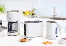 Braun bringt neue PurEase Frühstücksserie auf den Markt