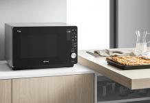 Bauknecht Mikrowellen: Platzwunder für vielseitiges Kochen