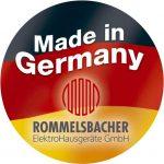 Rommelsbacher: »Made in Germany« als Unternehmensphilosophie