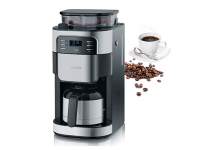 Severin Filterkaffeemaschinen mit integriertem Mahlwerk