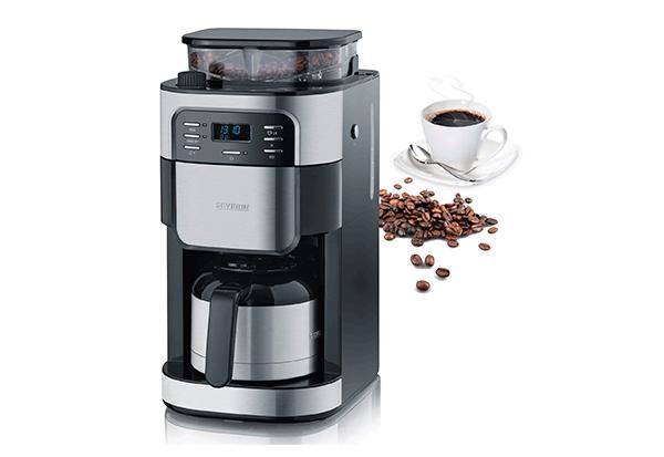 Severin Filterkaffeemaschinen mit integriertem Mahlwerk | ce-electro | {Filterkaffeemaschinen 8}