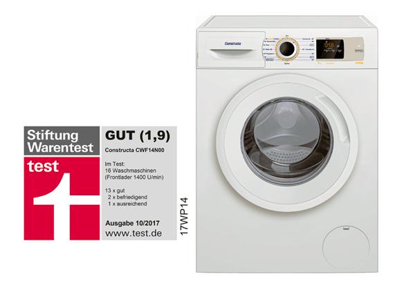 Constructa Waschmaschine bei StiWa: Ein