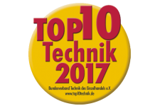 """Handel wählt Bosch Vario Style zur """"Top 10 Technik"""" 2017"""