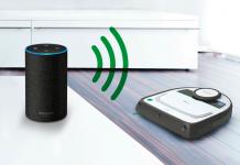 Der Kobold VR200 Saugroboter lässt sich ab sofort mit Amazon Alexa steuern