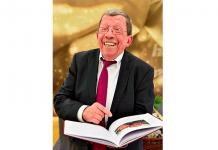 Hama-Geschäftsführer Rudolph Hanke geht in Ruhestand