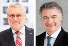 Jura Vertriebs-GmbH: Geschäftsführer Rolf Diehl übergibt an Horst Nikolaus