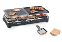 Severin: Vielseitige Raclette-Grills für gesellige Abende