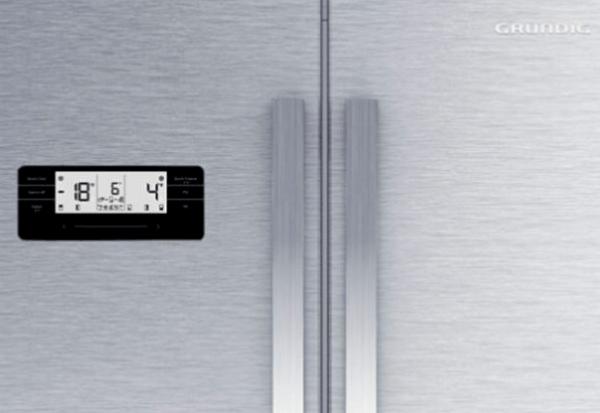Grundig Kühlschrank Side By Side : Grundig gwn ist der sommelier für zuhause ce electro
