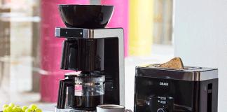 Filterkaffeemaschinen FK 701 und FK 702 von Graef
