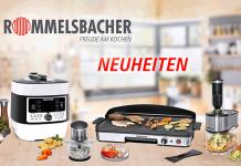 Ambiente Neuheiten von Rommelsbacher