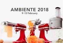 Kitchen Aid auf der Ambiente 2018 in Frankfurt