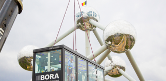 Bora in the air: Revolution Tour 2018