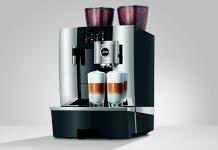 Neu entwickelte Jura Giga X8 revolutioniert Profi-Vollautomatensegment