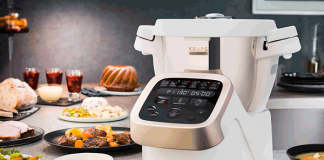 Jetzt NEU: Die Mini-Schüssel als praktisches Zubehör Prep&Cook ist die ideale Küchenmaschine für Groß und Klein