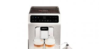 Krups beweist immer wieder seine Kaffeekompetenz