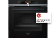 Siemens Hausgeräte räumt bei den Red Dot Awards 2018 ab