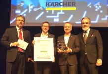 Kärcher gewinnt begehrten BHB-Kundenservicepreis 2018