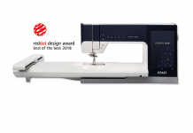"Red Dot Award ""Best of the Best"" für Pfaff Näh- und Stickmaschine"