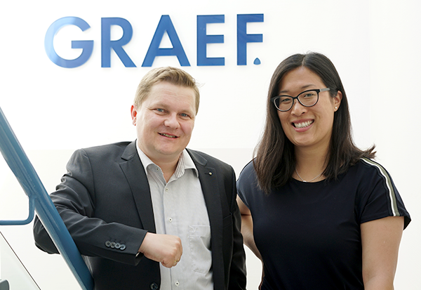 Ralf Heinitz übernimmt die Vertriebsleitung Deutschland bei Graef
