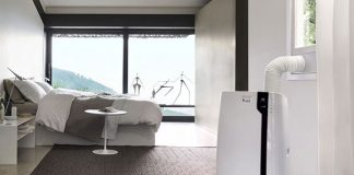 Mobile Klimageräte von De'Longhi für frischen Komfort