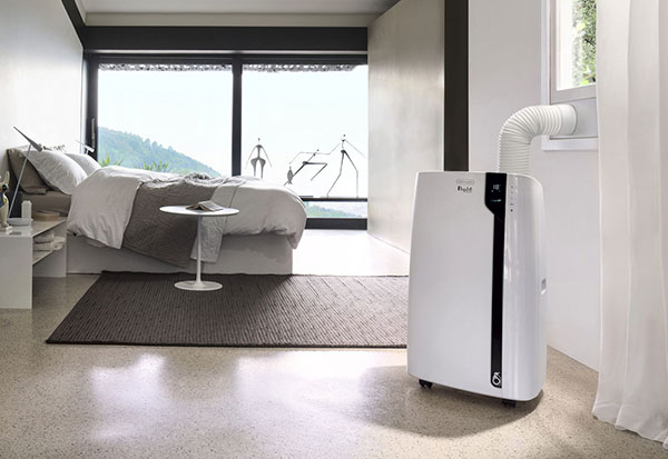 Mobile Klimageräte Von Delonghi Für Frischen Komfort Ce Electro