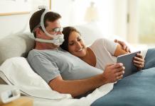 Mit Philips noch mehr Komfort und Flexibilität für Schlafapnoe-Patienten