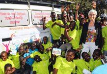 Wertgarantie unterstützt Deutsche Stiftung Weltbevölkerung
