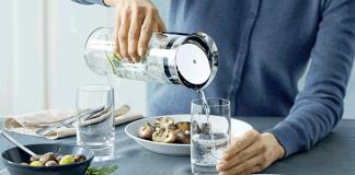 Die neue WMF Wasserkaraffe Motion