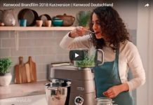 Kenwood TV-Spot