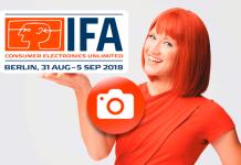 Miss IFA präsentiert Produktneuheiten 2018