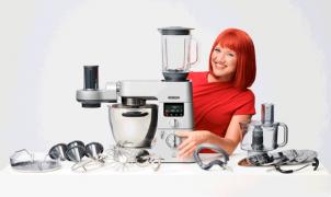 Miss IFA präsentiert: Kenwood Cooking Chef von De'Longhi