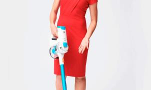 Miss IFA präsentiert: NVICTUS X7 – kabelloser Staubsauger von Genius