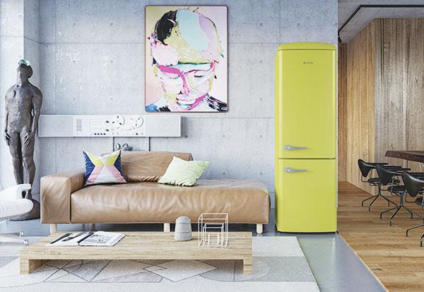 Gorenje Kühlschrank Ist Laut : Gorenje retrogeräte in aktuellen farben ce electro