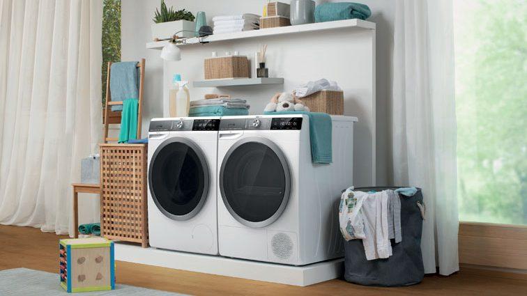 Gorenje Wave Active Eine Neue Ara Der Waschepflege Ce Electro
