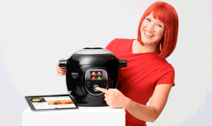 Miss IFA präsentiert: Krups Cook4Me + Connect Multikocher CZ7158 von Groupe SEB