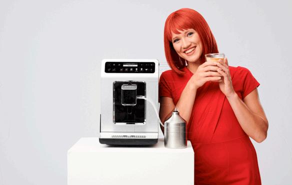 Krups Kaffeevollautomat Evidence EA893C von Groupe SEB