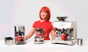 Miss IFA präsentiert: Produktreihe von Sage Appliances
