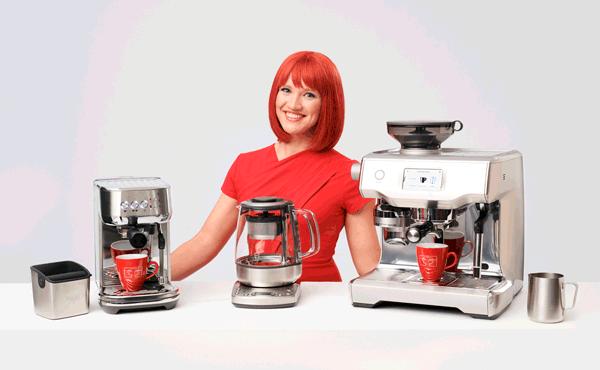 Produktreihe von Sage Appliances