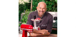 Kitchen Aid und Big Green Egg suchen mit Stefan Wiertz den besten Burger Deutschlands