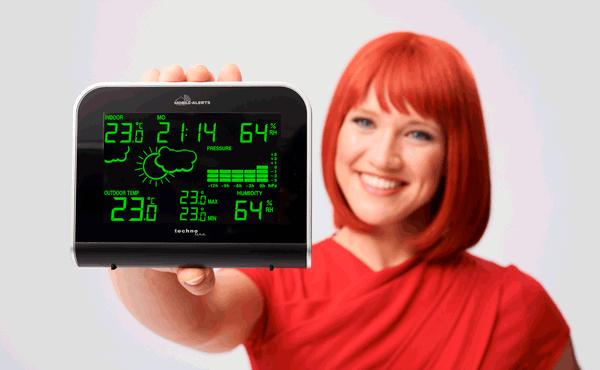 Mobile Alerts MA 10920 von Technotrade